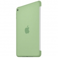 Чехол для Apple iPad mini 4 Silicone Case - Mint (мятный) MMJY2ZM/A