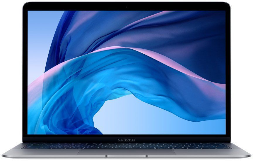 "Apple MacBook Air TrueTone 13.3"" 2019(Z0X10008R)(2560x1600)/i5 (1.6GHz)/16/512/Intel 617/""серый косм"
