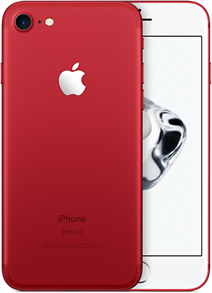 iPhone 7 128GB (PRODUCT) RED™