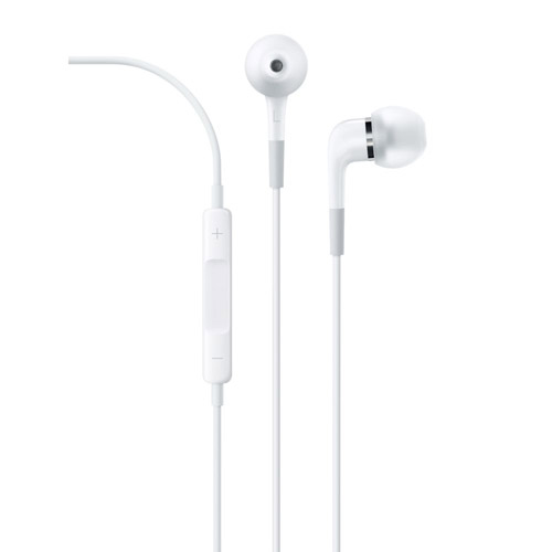 Проводная гарнитура Apple In-Ear Headphones with Remote and Mic (ME186ZM/A, MA850G/B)